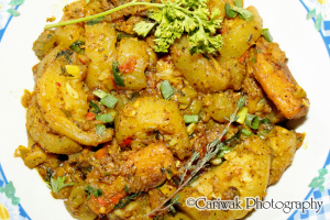 Curry Lauki-3